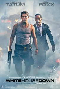 """White House Down"" Theatrical Poster"