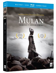Mulan: Rise of a Warrior | Blu-ray & DVD (Funimation)