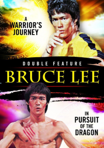 Bruce Lee: A Warrior's Journey & Pursuit of the Dragon | DVD (MVD Entertainment)