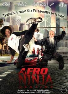 Afro Ninja: Destiny | DVD (1-2-3-4 GO)