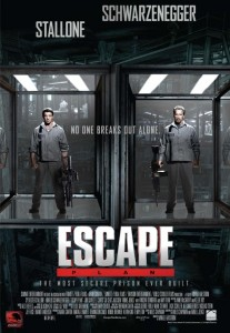 """Escape Plan"" Theatrical Poster"