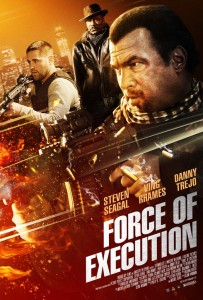 """Force of Execution"" Theatrical Poster"