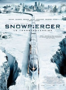 """Snowpiercer"" International Theatrical Poster"