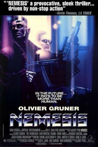 """Nemesis"" Theatrical Poster"