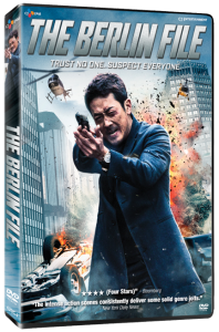 The Berlin File | DVD (CJ Entertainment)