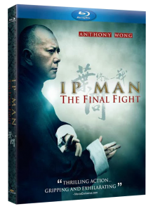 Ip Man: The Final Fight | Blu-ray & DVD (Well Go USA)