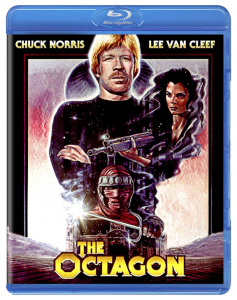 The Octagon | Blu-ray & DVD (Scorpion Releasing)