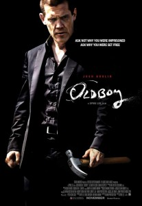 """Oldboy"" Theatrical Poster"
