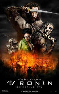 """47 Ronin"" Theatrical Poster"