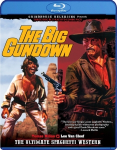 The Big Gundown | Blu-ray & DVD (Grindhouse Releasing)