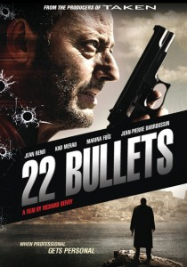 22 Bullets | Blu-ray & DVD (New Video Group)