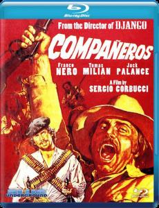 Companeros | Blu-ray (Blue Underground)