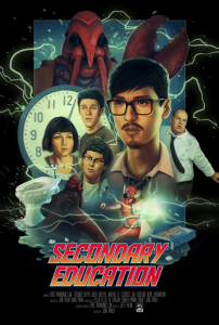 """Secondary Education"" Movie Poster"
