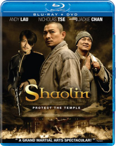 Deal on Fire! Shaolin | Blu-ray | Only $9.78 – Expires soon!