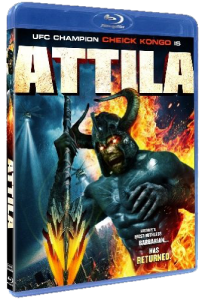 Attila | Blu-ray & DVD (Asylum Entertainment)
