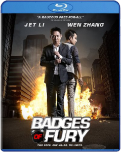 Badges of Fury | Blu-ray & DVD (Well Go USA)