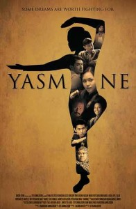 """Yasmine"" Teaser Poster"