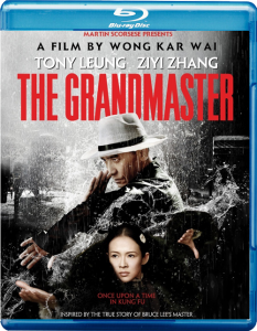 The Grandmaster | Blu-ray & DVD (Anchor Bay)