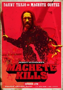 """Machete Kills"" Theatrical Poster"