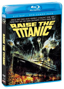 Raise The Titanic | Blu-ray & DVD (Shout! Factory(