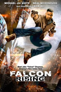 """Falcon Rising"" Theatrical Poster"