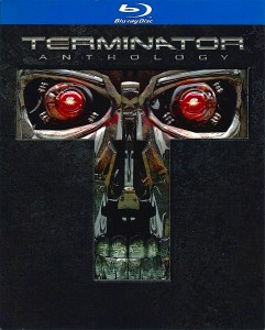 """Terminator Anthology"" Blu-ray Cover"