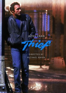 Thief | Blu-ray & DVD (Criterion Collection)