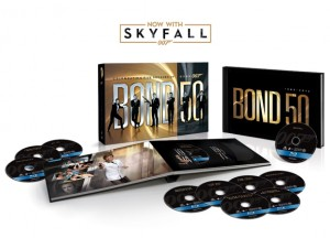 """Bond 50"" Blu-ray Set"