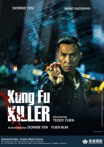 """Kung Fu Killer"" Promotional Poster"