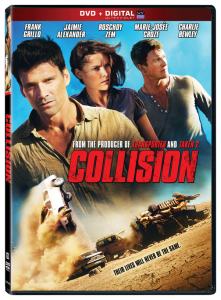 """Collision"" DVD Cover"