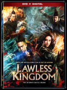 Lawless Kingdom   aka The Four II   DVD (Lionsgate)