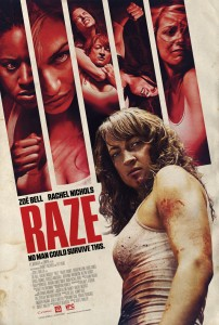 """Raze"" Theatrical Poster"
