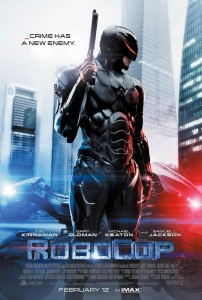 """Robocop"" Theatrical Poster"