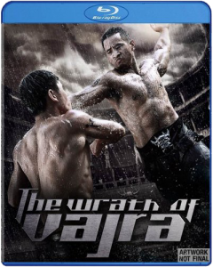 The Wrath of Vajra | Blu-ray & DVD (Well Go USA)
