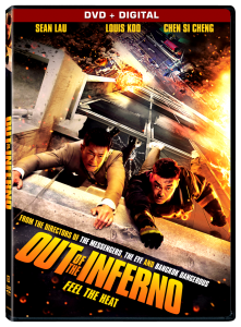 Out of Inferno | DVD (Lionsgate)