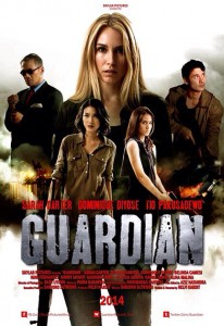 """Guardian"" Theatrical Poster"