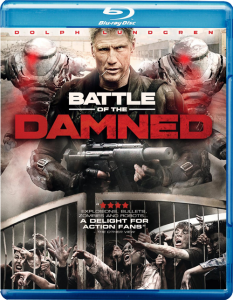 Battle of the Damned | Blu-ray & DVD | (Anchor Bay)