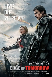 """Edge of Tomorrow"" Theatrical Poster"