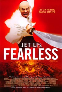 """Fearless"" Theatrical Poster"