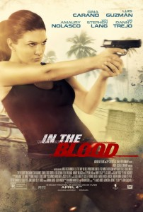 """In the Blood"" Theatrical Poster"