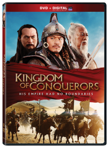 Kingdom of Conquerors | aka An End to Killing | DVD (Lionsgate)