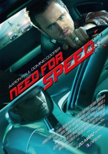 """Need for Speed"" Theatrical Poster"