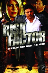 """Risk Factor"" Promotional Poster"