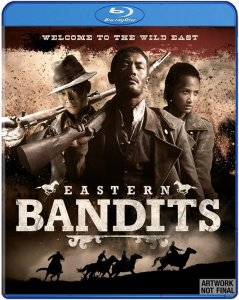 Eastern Bandits | Blu-ray & DVD (Well Go USA)
