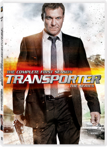 Transporter: Series Season 1 | DVD (Fox)