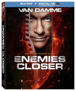 Enemies Closer | Blu-ray & DVD (Lionsgate)