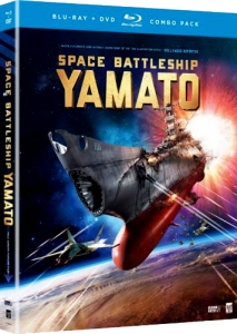 Space Battleship Yamato | Blu-ray & DVD (Funimation)