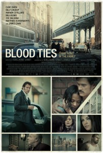 """Blood Ties"" Theatrical Poster"
