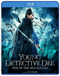 Young Detective Dee: Rise of the Sea Dragon | Blu-ray & DVD (Well Go USA)