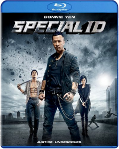 Special ID | Blu-ray & DVD (Well Go USA)
